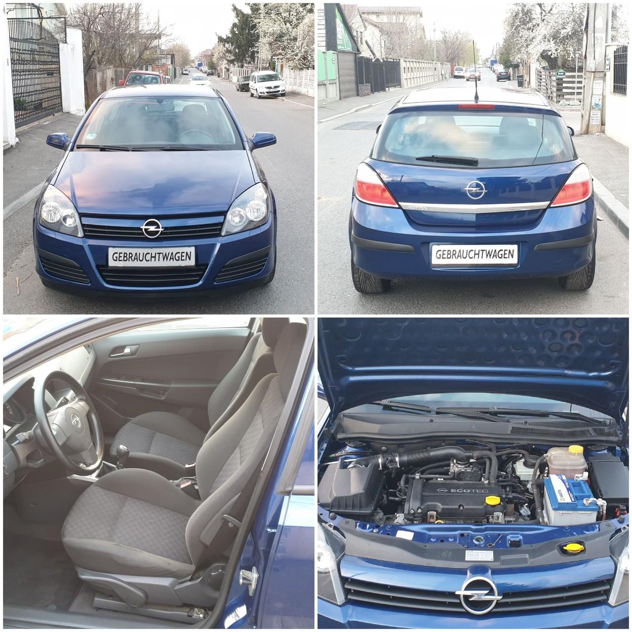 Opel Astra 1.4 2005