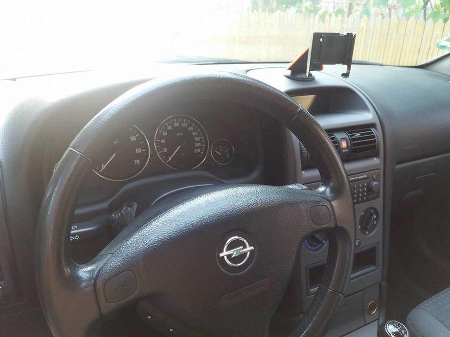 Opel Astra 1.6, 16V Twinport