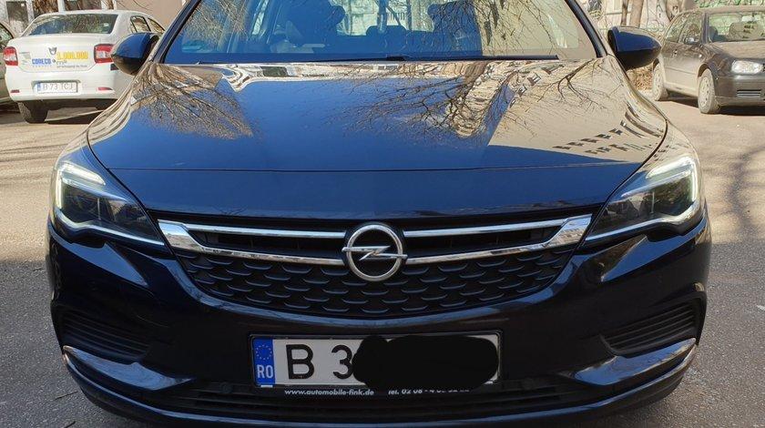 Opel Astra 1.6 2016