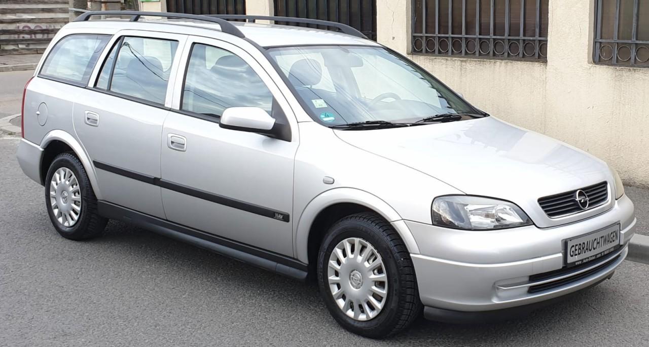 Opel Astra 1.6 benzina 2004