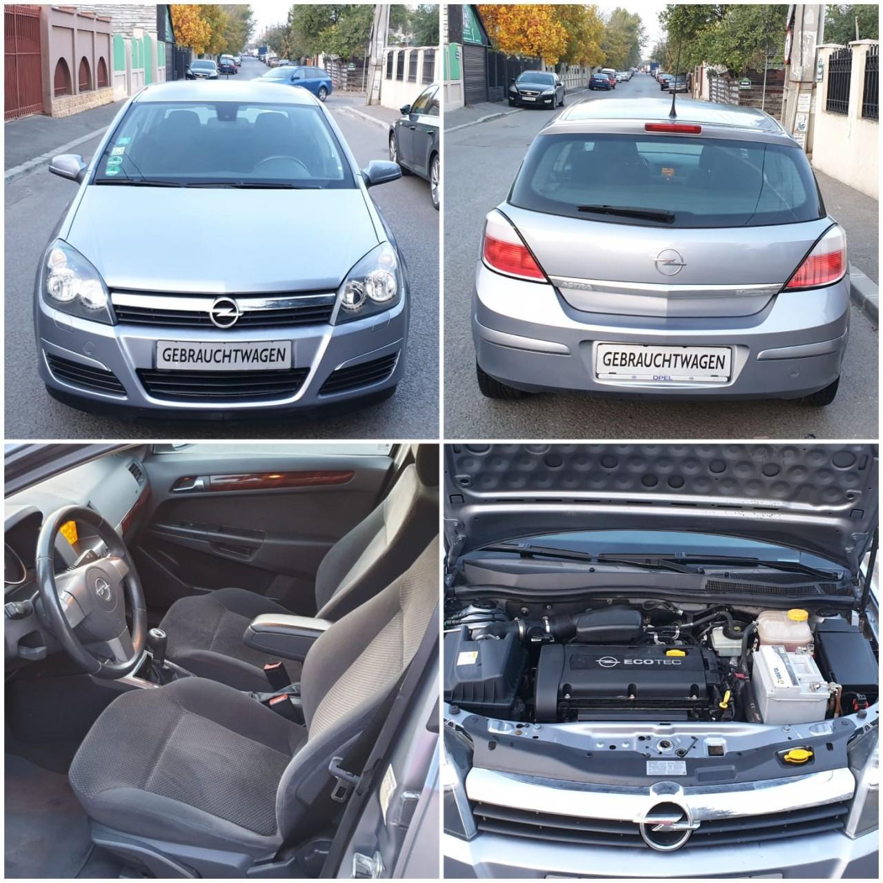 Opel Astra 1.6 benzina 2006