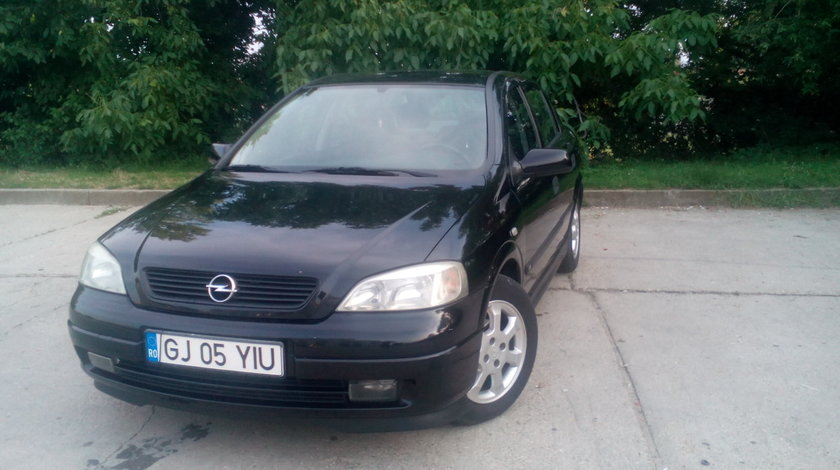 Opel Astra 1.6 model ,,selection,, 2002
