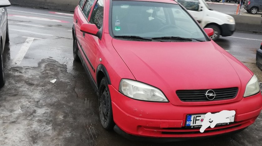 Opel Astra 1.6 v8 2001