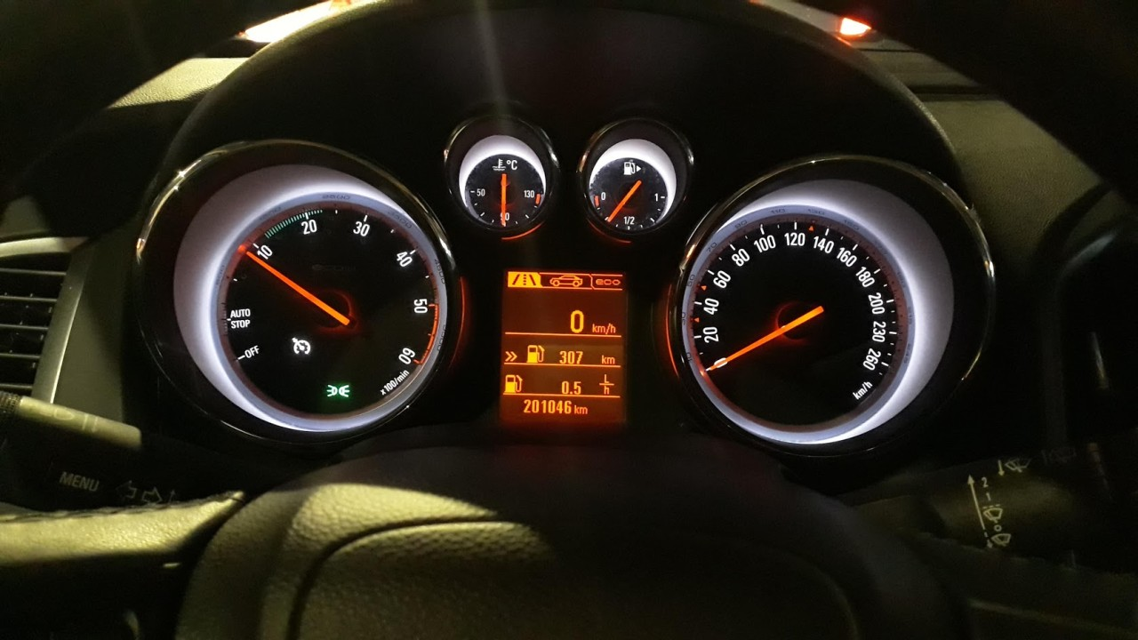 Opel Astra 1.7 2013