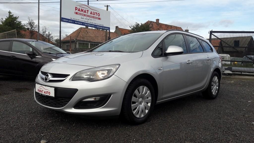 Opel Astra 1.7 CDTI 2014