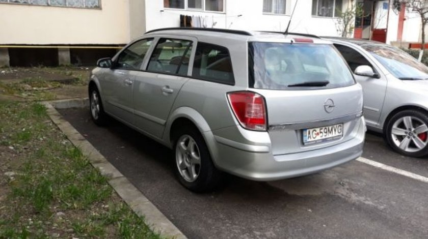 Opel Astra 1.7 CDTI ECOFLEX 2009