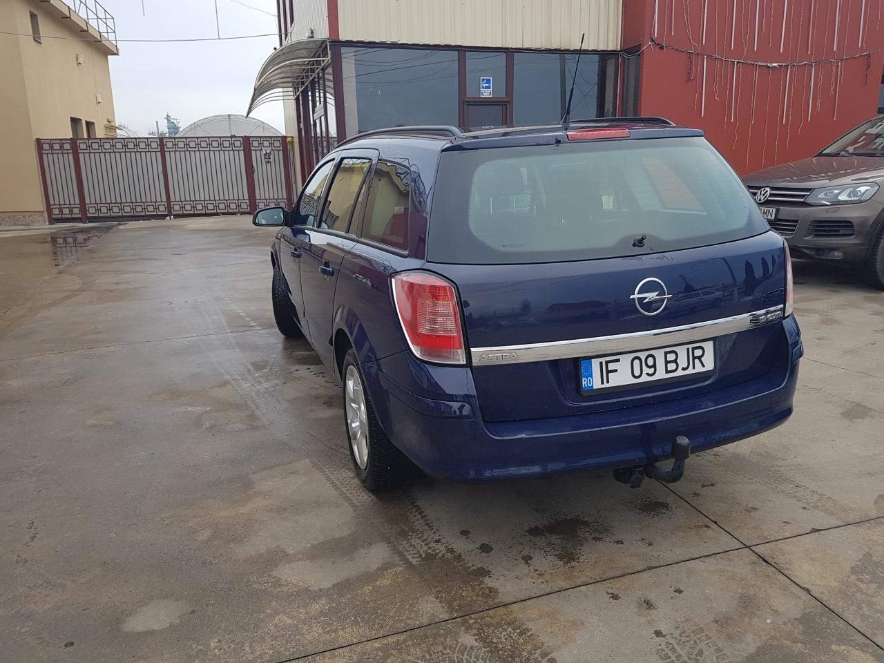 Opel Astra 1,9 diesel 2007