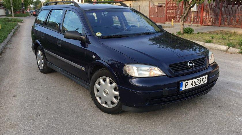 Opel Astra 2.0 diesel 2002
