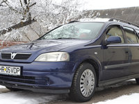Opel Astra 2000 DTI 16v 2000