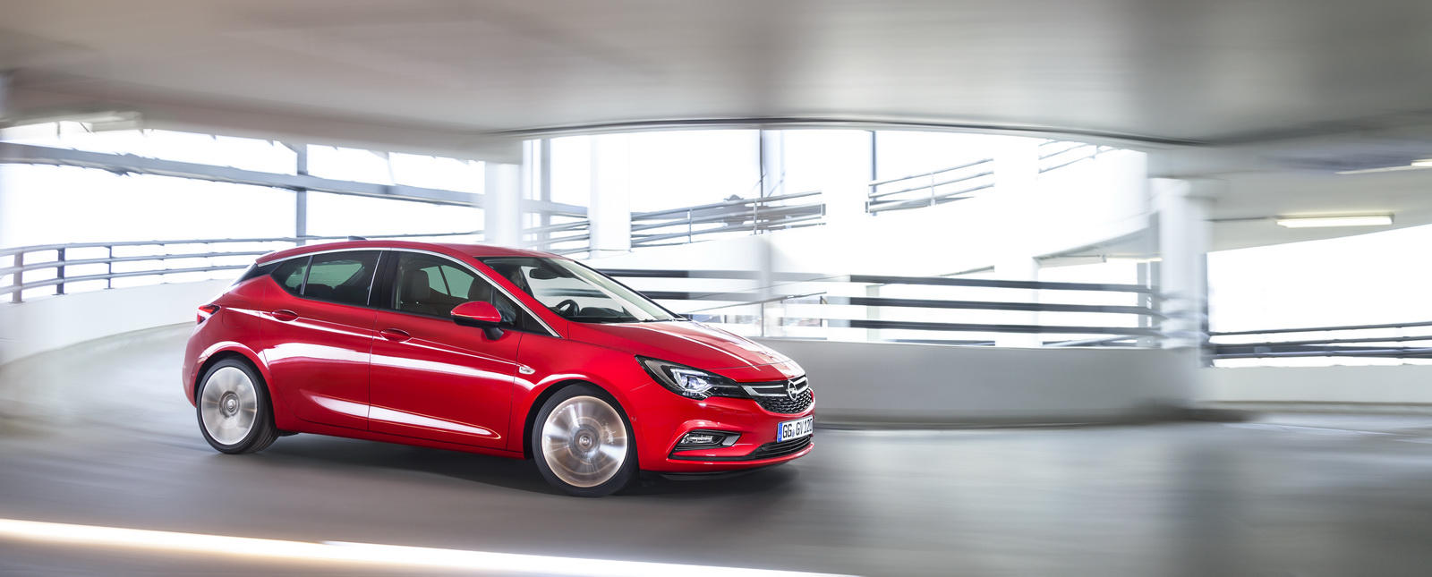 Opel Astra 2016 - Opel Astra 2016