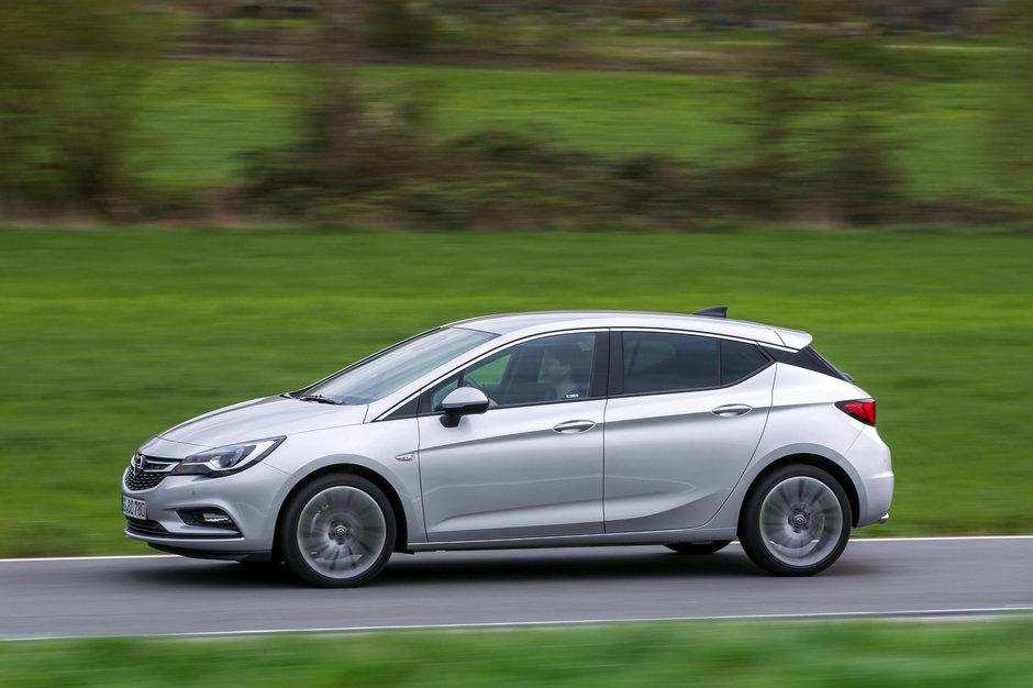 Opel Astra Biturbo diesel