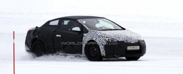 Opel Astra Cabrio - Primele poze spion