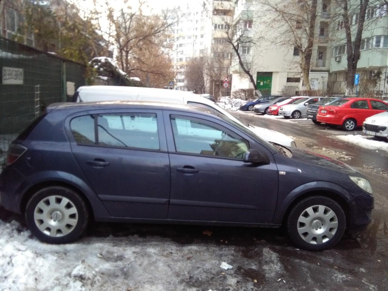 Opel Astra cdti 2008