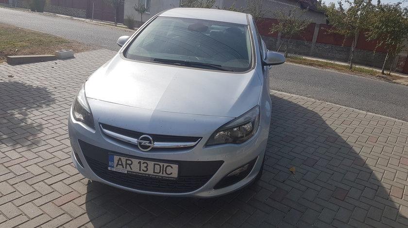 Opel Astra DISEL 2016