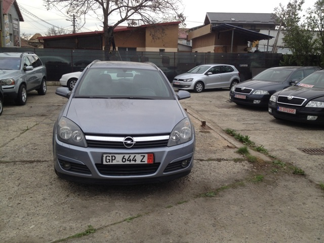 Opel Astra Echipare Cosmo / Piele / Climatronic 2006