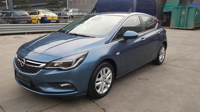 Opel Astra Ecotek 2016