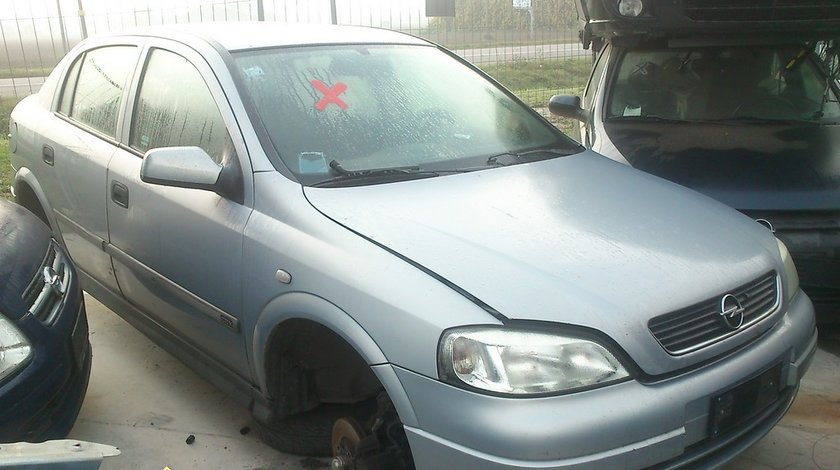 Opel Astra G 1 6 16v euro 4
