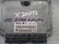 opel astra g 2.0dtl x20dtl 09180353DX BOSCH 0281001971