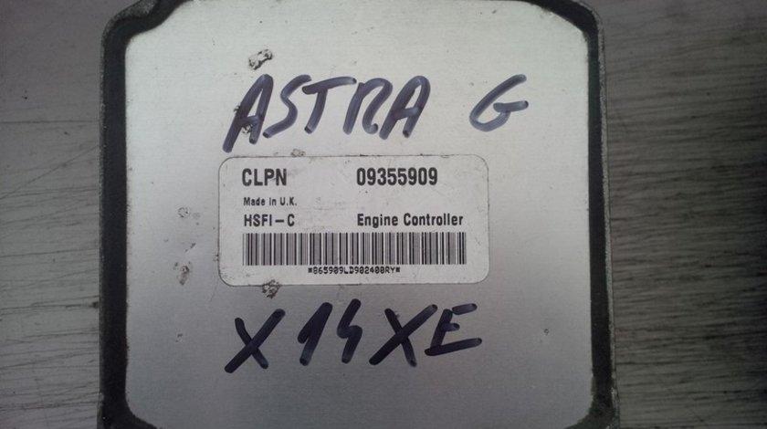 opel astra g x14xe CLPN 09355909