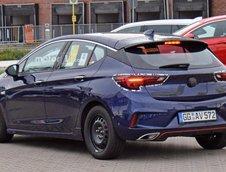 Opel Astra GSi- poze spion