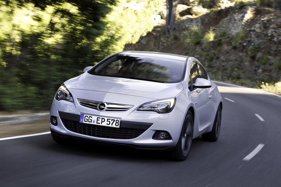 Opel Astra GTC 1.6 turbo 200 CP