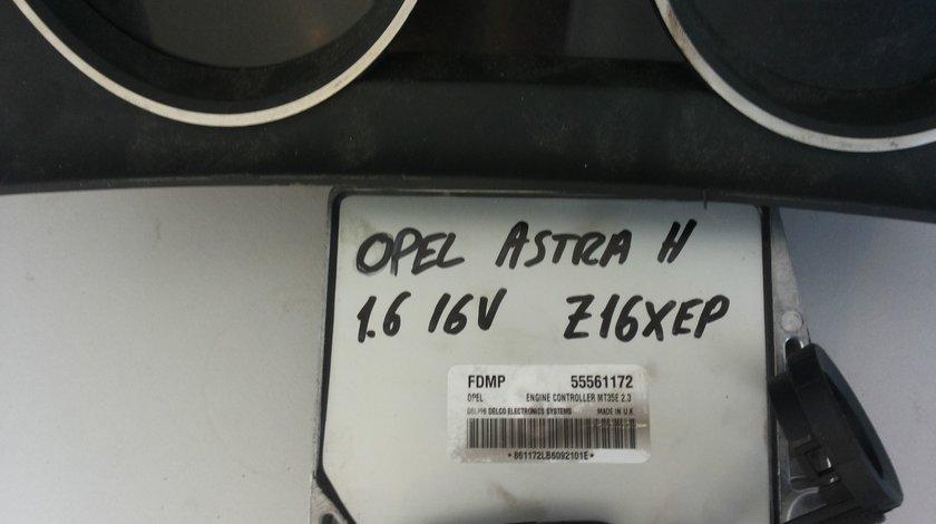 opel astra h 1.6 16v Z16XEP FDMP 55561172 DELPHI MT35E 2.3