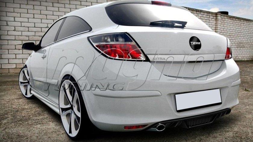 Opel Astra H GTC Extensie Bara Spate Vortex