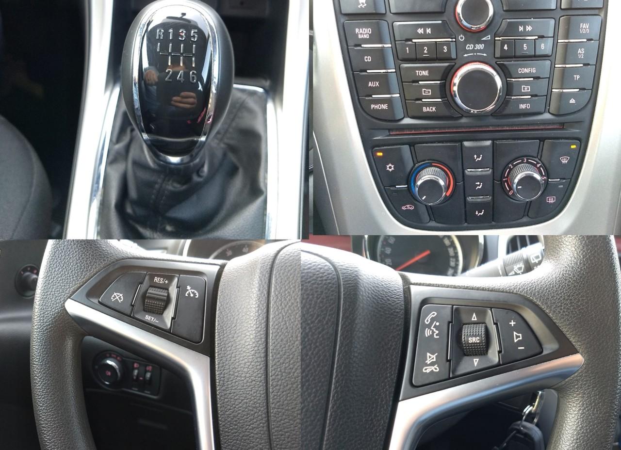 Opel Astra J 1.4Benz Euro 5 RAR ok 2012