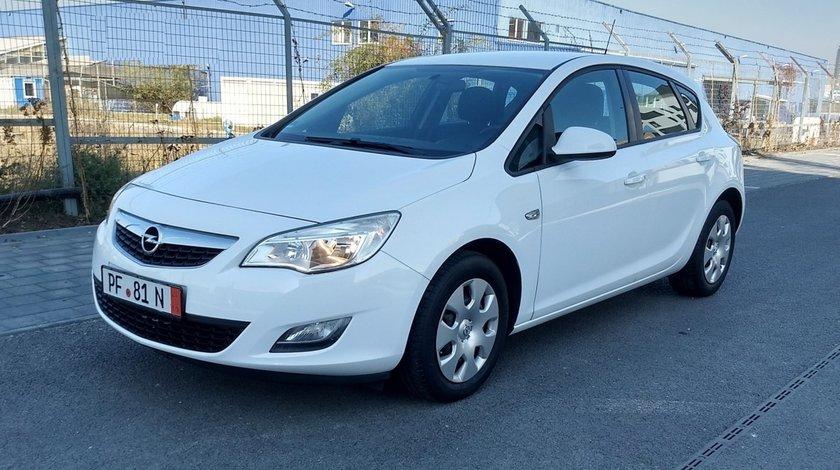 Opel Astra J 4 usi Scurt 1,4 B. Turbo 120 CP  Euro 5 Germania -RAR Facut  - Impecabila 2012