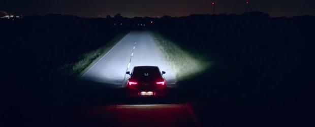 Opel Astra ne reaminteste avantajele farurilor sale Matrix LED
