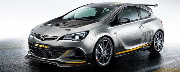 Opel Astra OPC EXTREME: Totul despre cel mai rapid Astra din istorie