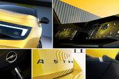 Opel Astra - Primele poze