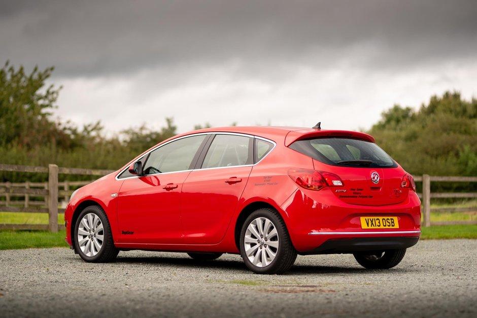 Opel Astra Top Gear de vanzare