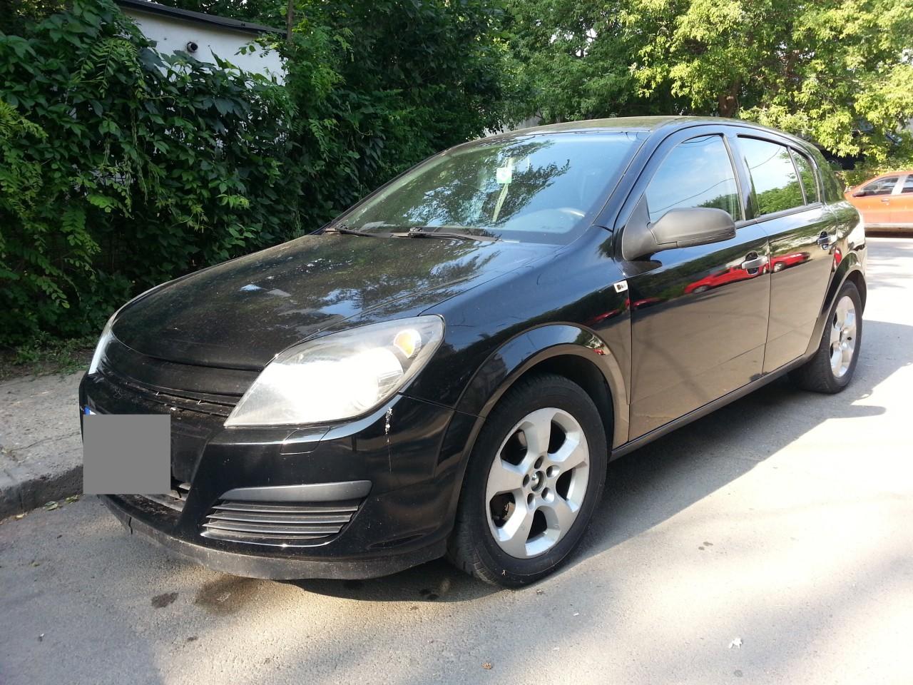 Opel Astra Z13DTH 2007