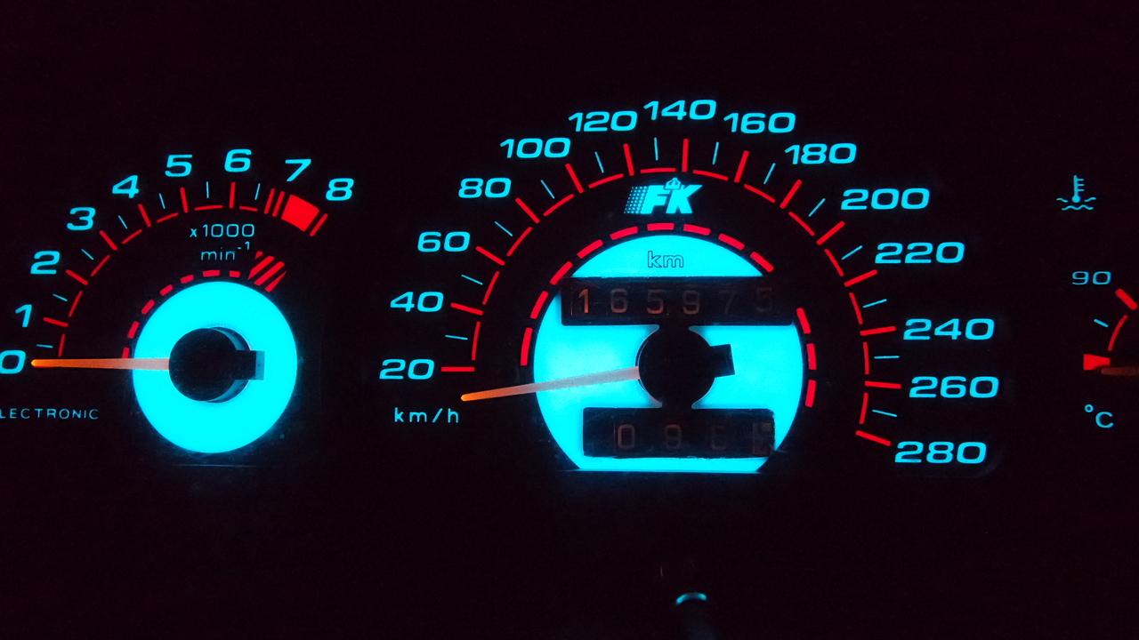 Opel Calibra 2.5 V6 benzina 1993