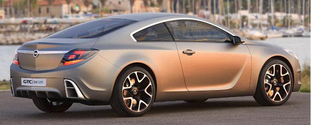Opel Calibra revine - noua generatie este posibil sa fie lansata in 2013