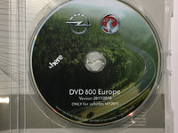 OPEL CD500 DVD800 NAVI HARTA NAVIGATIE ROMANIA 2018 INSIGNIA ASTRA J MERIVA