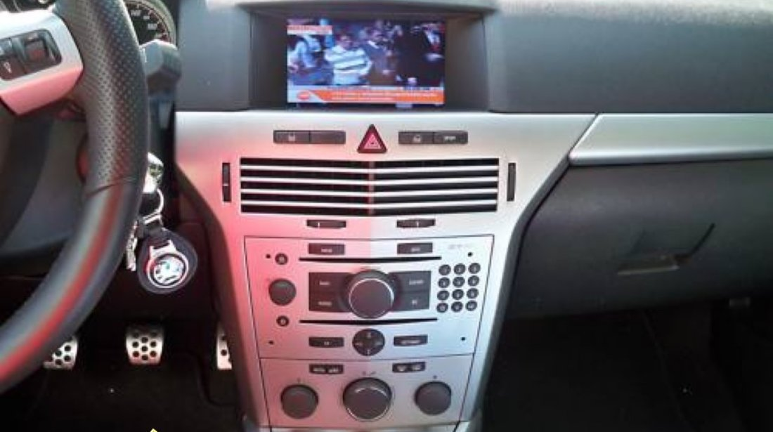 Opel CID Video Interface