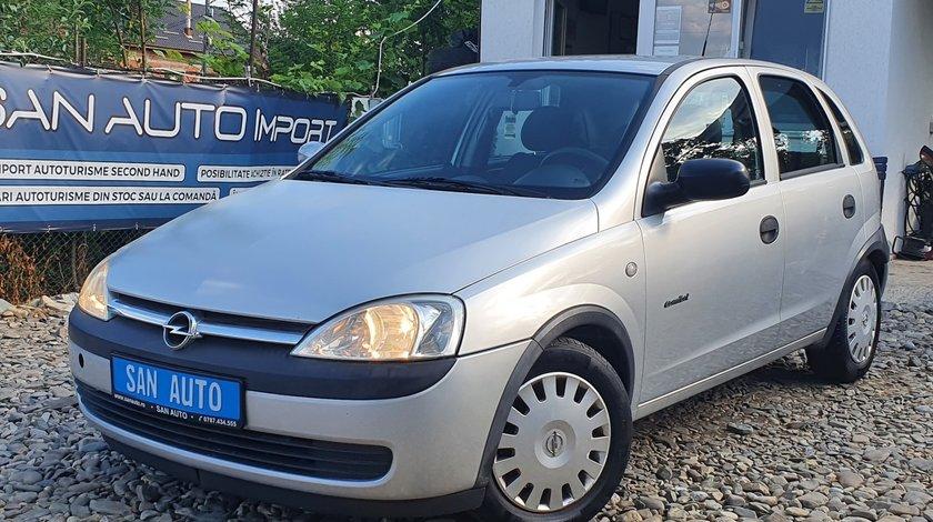 Opel Corsa 1.7 DTI 2002