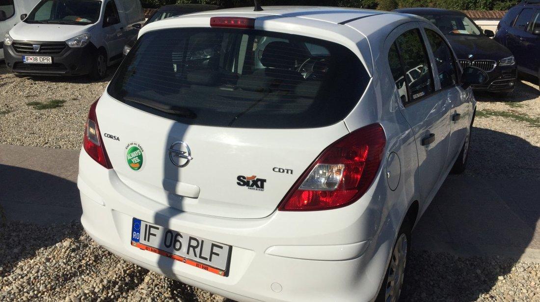 Opel Corsa 2013