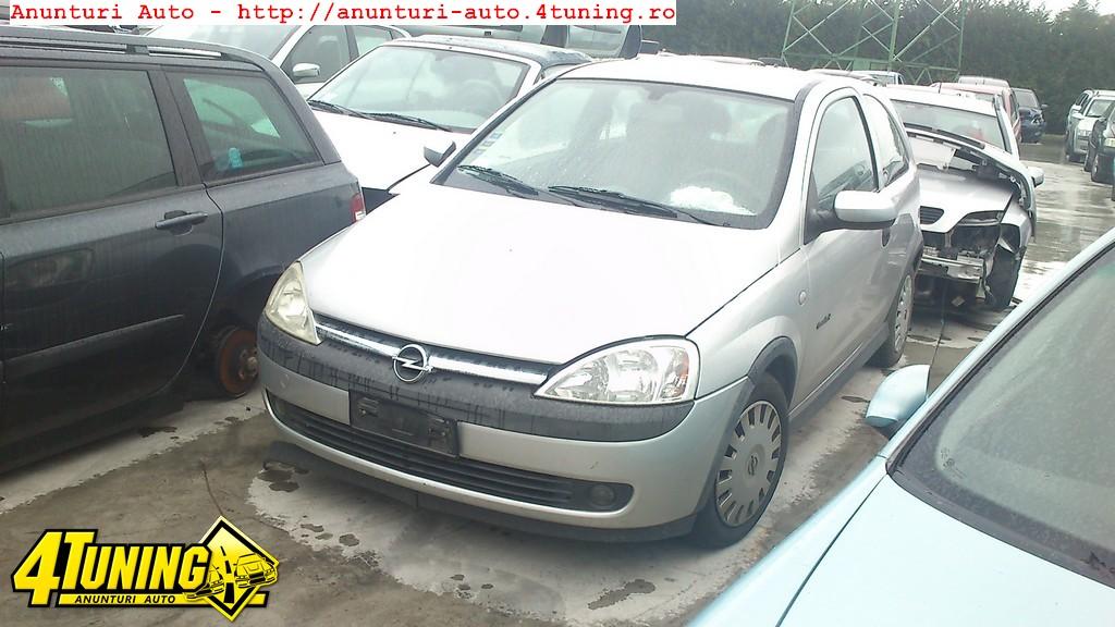 Opel corsa c 3usi an 2002 motor 1 0 12v tip z10xe