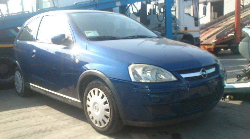 opel corsa c facelift 3usi an 2004 motor 1.3cdti tip z13dt