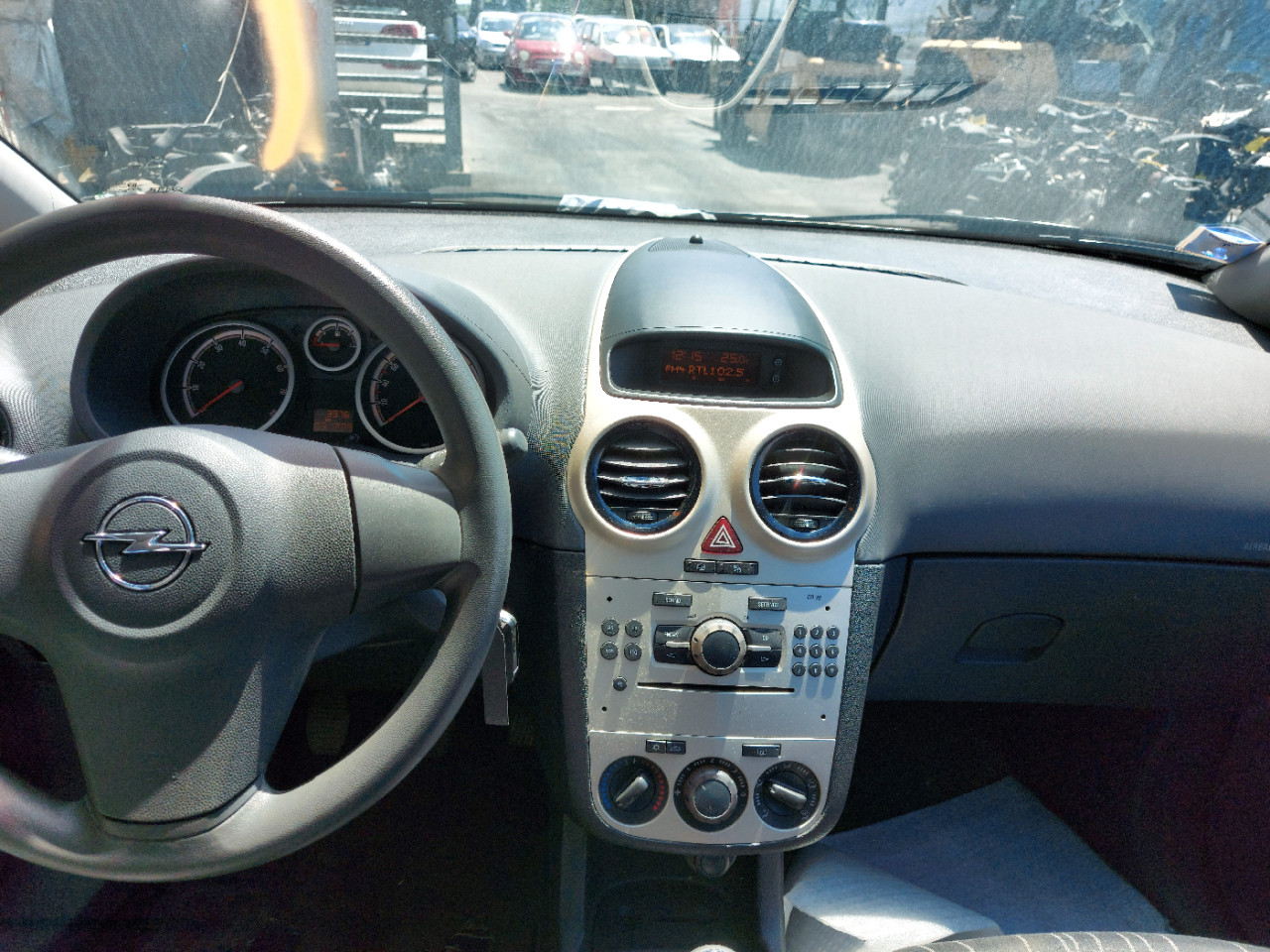 Opel Corsa D 1.2 16v tip Z12XEP , 31.000km