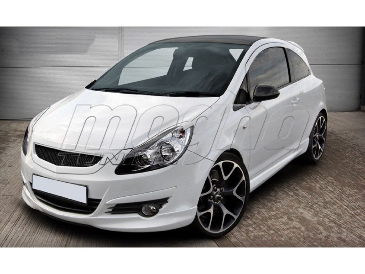 Opel Corsa D Body Kit