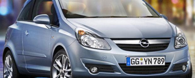 "Opel Corsa editie speciala ""111 years"" la un pret imbatabil!"