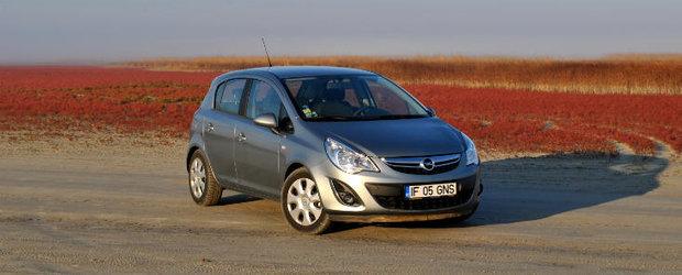 Opel Corsa versus Opel Corsa: Benzina sau motorina?