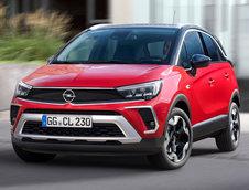 Opel Crossland facelift