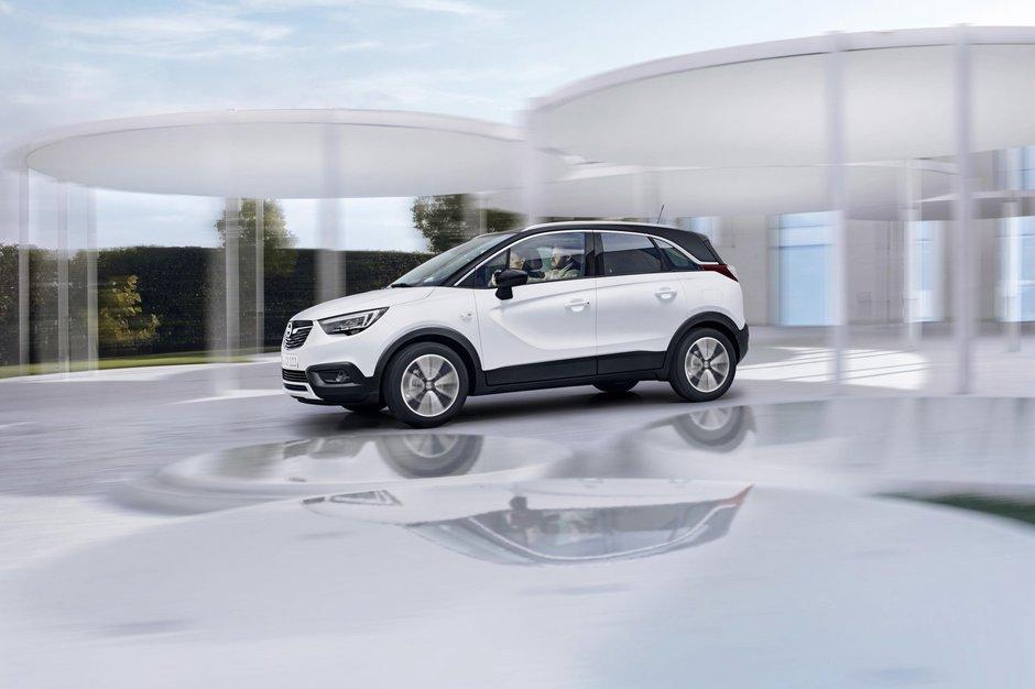 Opel Crossland X Turbo