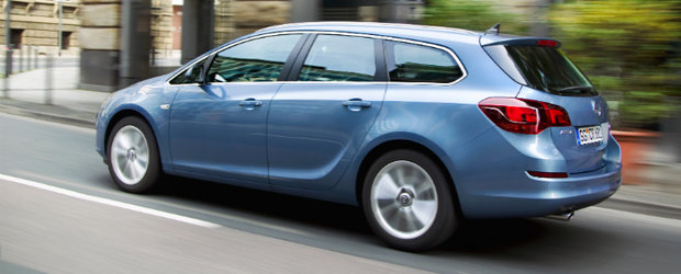 Opel, cu toata viteza inainte