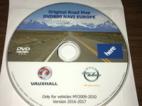 OPEL DVD HARTA NAVIGATIE CD500 NAVI INSIGNIA ASTRA J MERIVA B ROMANIA 2017